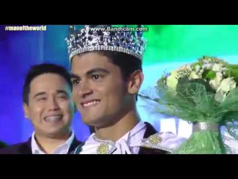 MAN OF THE WORLD 2017 – Crowning Moment