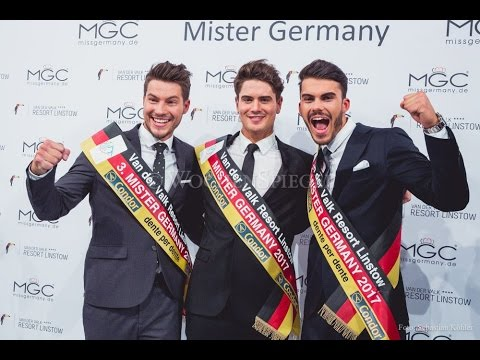 Mister Germany Wahl 2017