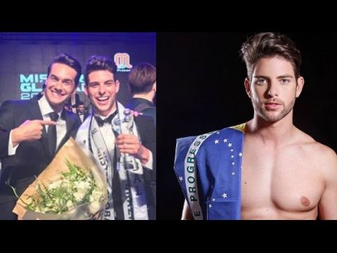Pedro Henrique Gicca of Brazil is MISTER GLOBAL 2017